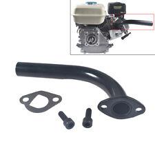 New listing Exhaust Pipe For Predator 212cc Honda GX160 GX203 Go Kart Mini Bikes