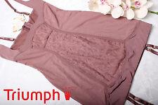 Triumph  Damen Kleid Body Größe Gr  38  Sculpting Essence Dress   rose brown NEU