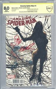 Amazing Spider-Man #4 CBCS 8.0 High Grade 1st App of Silk Ramos Variant Cover