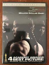 Million Dollar Baby (Dvd, 2005, 2-Disc)*Clint Eastwood Morgan Freeman Swank