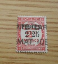 Monaco SG 161 - catalogue £26 - Ref RW4
