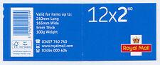 Gb 2016 M16L New Font 12 x 2nd Inverted Sbp2i Booklet Me7a