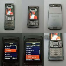 CELLULARE SAMSUNG SGH D840 GSM SIM FREE DEBLOQUE UNLOCKED