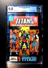COMICS: DC: Tales of the Teen Titans #44 (1984), 1st Nightwing/Jericho - CGC 9.0