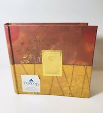 Dayspring Photo Album Memory Book  New. Holds 200 Pics