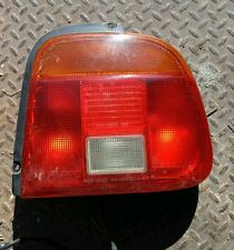 '95-'02 Suzuki Esteem RH taillight assembly