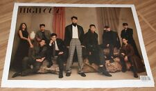 HIGH CUT VOL.227 BTS BANGTAN BOYS KOREA MAGAZINE TABLOID NEW