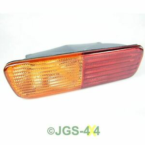 Land Rover Discovery 2 Rear Bumper Light Lamp Left LH - XFB101490