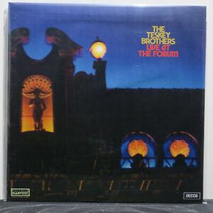 TESKEY BROTHERS 'Live At The Forum' Gatefold Vinyl LP (Oz Soul/Blues) NEW/SEALED