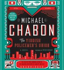 The Yiddish Policemen's Union by Michael Chabon (2007, CD, Unabridged) NEW