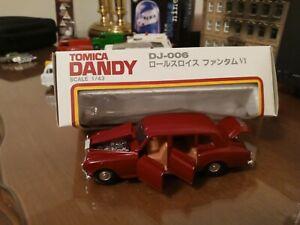 """Tomica Dandy"" 1/43 Rolls Royce Phantom VI"
