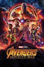 Avengers Infinity War Poster One Sheet 61 x 91,5 cm
