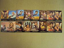 2010 Celebrity Predictors 8 Card Lot Tom Cruise Justin Timberlake BV$32