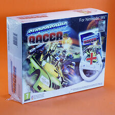 SUPERSONIC RACER Wii combo pack Gioco + Volante