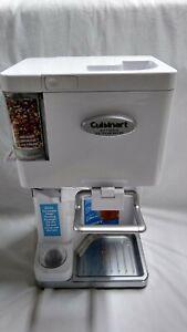 MINT Cuisinart Soft Serve Ice Cream Maker Pro Quality Automatic Machine ICE-45