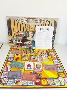 Vintage Movie Maker Board Game Parker Brothers