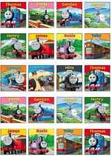 20 x Thomas The Tank Engine Cupcake Toppers Edible Wafer Paper Fairy Cake Topper