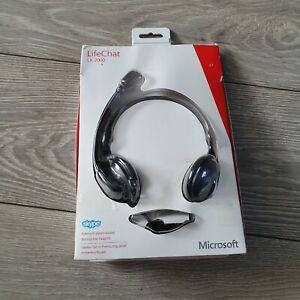 Microsoft Lifechat Lx-2000 Headset Folding