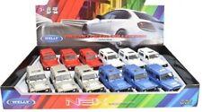 Land Rover Defender Bandeja de 12 Welly Nex Diecast Lote de juguetes nuevos chicos de trabajo
