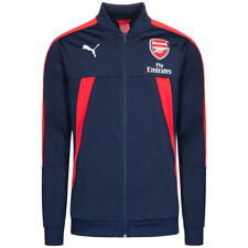 FC Arsenal London PUMA Herren Stadium Jacket Trainingsjacke 750736-01 Gr. S neu