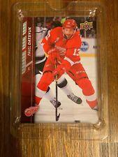 2015-16 Upper Deck Oversized #68 Pavel Datsyuk Detroit Red Wings Hockey Card
