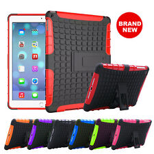 Shockproof Heavy Duty Tradesman Case Cover for iPad 6 5 4 3 2 Mini Air 1 Pro 9.7