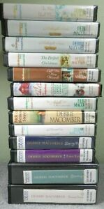 Lot of 13 Debbie Macomber Audiobooks CD - Unabridged