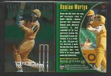 FUTERA 1996 CRICKET ELITE DAMIEN MARTYN TEAM LEADER CARD No 28
