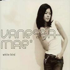White Bird Vanessa Mae CD MINT Violin Rock Pop Rare