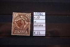 FRANCOBOLLI COLONIE SOMALIA USATI N°10 (A18864)