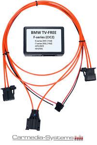 TV Freischaltung Free BMW Professional CIC-F 5er F10 F11 6er F12 F13 7er F01 F02