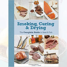 Turan T. Turan Smoking, Curing & Drying: Complete Guide for Meat & Fish Book NEW