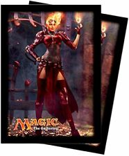 Ultra Pro Magic Gathering MTG M14 CHANDRA VERTICAL DECK PROTECTOR SLEEVES 80ct