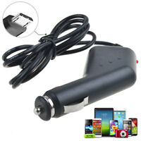 5V 1A Car Power Charger Micro USB cable for Pantech Element P4100 Tablet PC