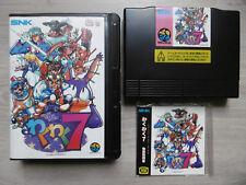 Waku Waku 7 GENUINE AES JAP - NEO GEO SNK - Neogeo ROM