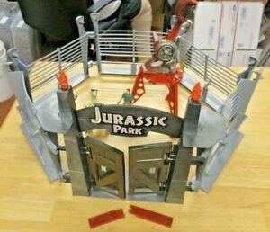 HTF JURASSIC PARK III RAPTOR ATTACK LARGE PLAYSET 2000 HASBRO