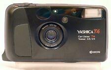 Kamera YASHICA T4 Carl Zeiss Tessar 3.5, 35 T*