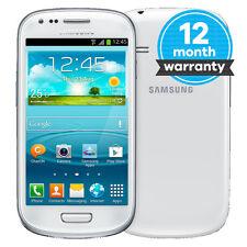 Samsung Galaxy S III mini VE GT-I8200 - 8GB - Marble White (O2) Smartphone