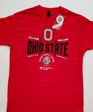 Official 2019 Rose Bowl Game Ohio State Buckeyes (Size: LARGE) NEW!