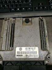 VW Golf V Motor Steuergerät 2,0 TDI BKD 03G906016 ET