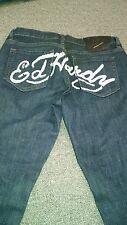 Women's, Ed Hardy jeans,size 28 skinny..