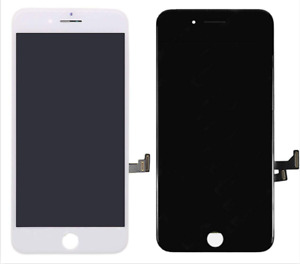 For iPhone 8 7 Plus Complete LCD Touch Digitizer Screen Replacement Camera