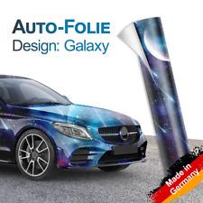 ? Design-Auto-Folie im Galaxy-Stil für 3D Car-Wrapping mit Luftkanälen 100x150cm
