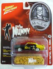 Johnny Lightning Universal Studios Monsters 1971 Pontiac GTO Judge The Mummy