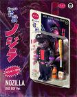 Bad Boy Nozilla by Noger Chen Nog Toy x Black Seed Figure 6\