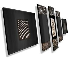 Leinwand Bild HANDGEMALT modern Abstrakt XXL ORIGINAL Bilder Acryl Gemälde Kunst