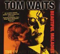Tom Waits - Beautiful Maladies: The Island Years [CD]