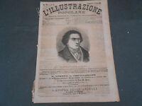 1873 GIAMBATTISTA BODONI ISOLA DI LIPARI MONACO ANTEQUERA SPAGNA