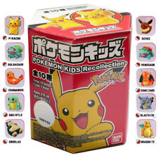 Bandai Pokemon Kids Recollection Boxset Pikachu Eevee Dragonite Set of 10pcs