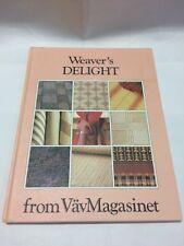Weavers Delight from VävMagasinet, Ed. Lillemor Johansson, 1989 HC Free Shipping